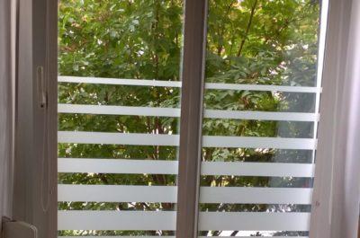 Paski prywatyzujące na okno